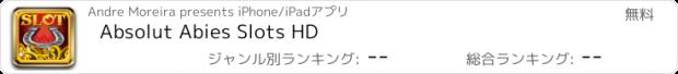 おすすめアプリ Absolut Abies Slots HD