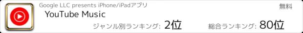 おすすめアプリ YouTube Music