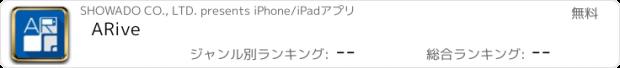 おすすめアプリ ARive