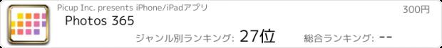 おすすめアプリ iフォトアルバム365 - ジャーナル + ライフログ + 写真日記