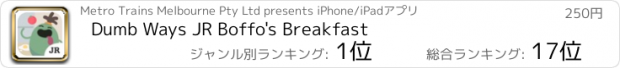 おすすめアプリ Dumb Ways JR Boffo's Breakfast