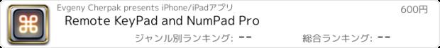 おすすめアプリ NumPad & KeyPad for Mac