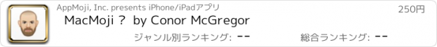 おすすめアプリ MacMoji ™  by Conor McGregor