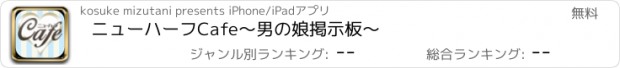 おすすめアプリ ニューハーフCafe~男の娘掲示板~