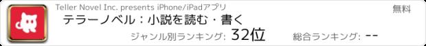 おすすめアプリ DMM TELLER(テラー)- 新感覚チャット型小説アプリ