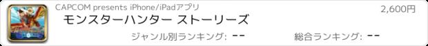 おすすめアプリ モンスターハンター ストーリーズ