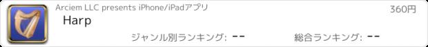 おすすめアプリ Harp
