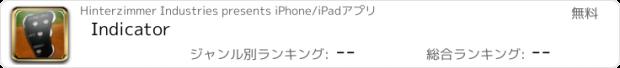 おすすめアプリ Indicator