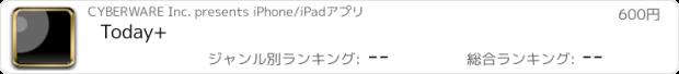 おすすめアプリ Today+
