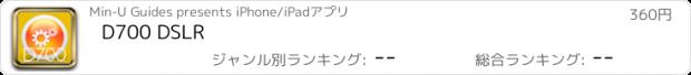 おすすめアプリ D700 DSLR