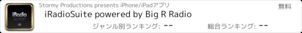 おすすめアプリ iRadioSuite powered by Big R Radio