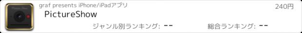 おすすめアプリ PictureShow