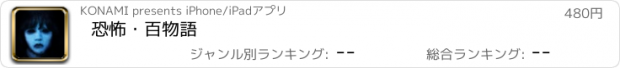 おすすめアプリ 恐怖・百物語