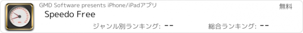 おすすめアプリ Speedo Free