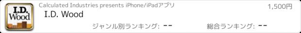 おすすめアプリ I.D. Wood