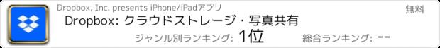 おすすめアプリ Dropbox