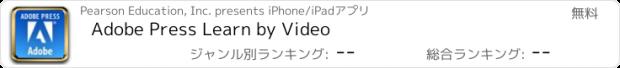 おすすめアプリ Adobe Press Learn by Video