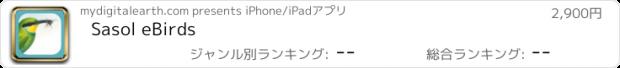 おすすめアプリ Sasol eBirds
