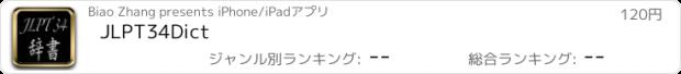 おすすめアプリ JLPT34Dict