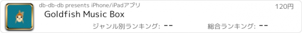 おすすめアプリ Goldfish Music Box