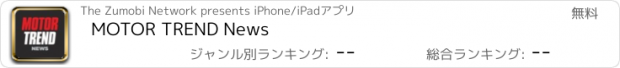 おすすめアプリ MOTOR TREND News
