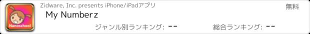 おすすめアプリ My Numberz