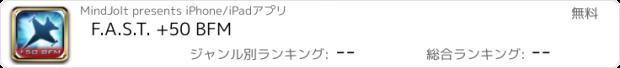 おすすめアプリ F.A.S.T. +50 BFM