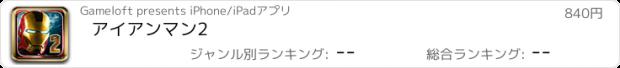 おすすめアプリ アイアンマン2