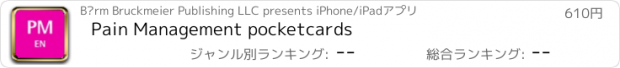 おすすめアプリ Pain Management pocketcards