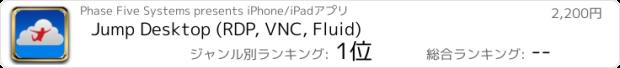 おすすめアプリ Jump Desktop (RDP, VNC, Fluid)