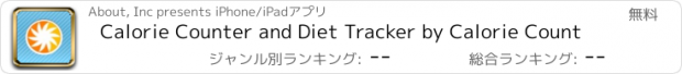 おすすめアプリ Calorie Counter and Diet Tracker by Calorie Count