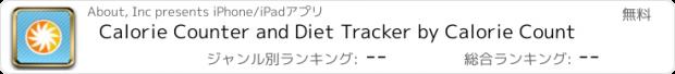 おすすめアプリ Calorie Counter and Diet Tracker by Calorie Count