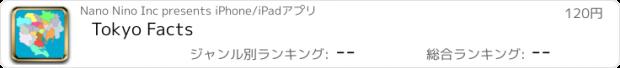 おすすめアプリ Tokyo Facts