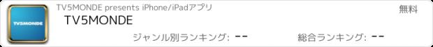 おすすめアプリ TV5MONDE