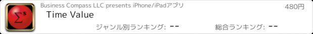おすすめアプリ Time Value