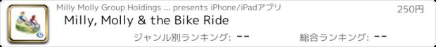 おすすめアプリ Milly, Molly & the Bike Ride