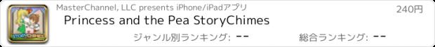 おすすめアプリ Princess and the Pea StoryChimes