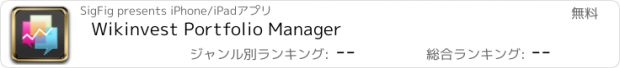 おすすめアプリ Wikinvest Portfolio Manager
