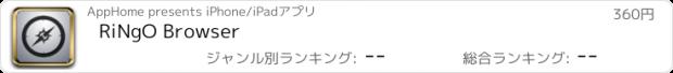 おすすめアプリ RiNgO Browser