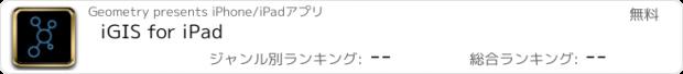 おすすめアプリ iGIS for iPad