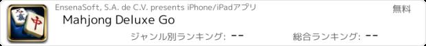 おすすめアプリ Mahjong Deluxe Go