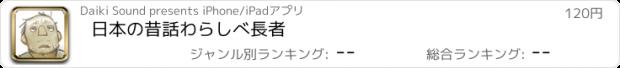 おすすめアプリ 日本の昔話 わらしべ長者