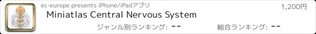 おすすめアプリ Miniatlas Central Nervous System