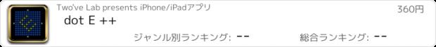 おすすめアプリ dot E ++