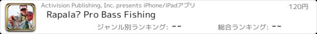 おすすめアプリ Rapala® Pro Bass Fishing