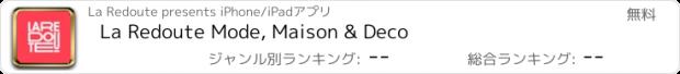 おすすめアプリ La Redoute - Mode & Maison