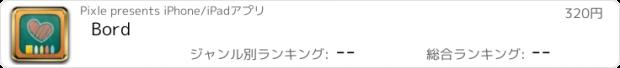 おすすめアプリ Bord