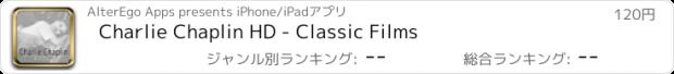 おすすめアプリ Charlie Chaplin HD - Classic Films