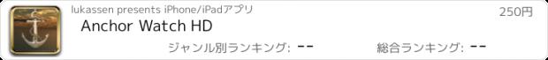 おすすめアプリ Anchor Watch HD