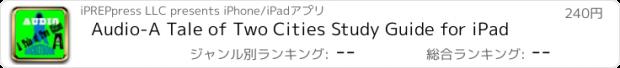 おすすめアプリ Audio-A Tale of Two Cities Study Guide for iPad
